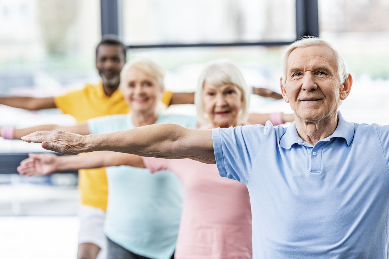 Parkinson's Circuit Class in Nelson