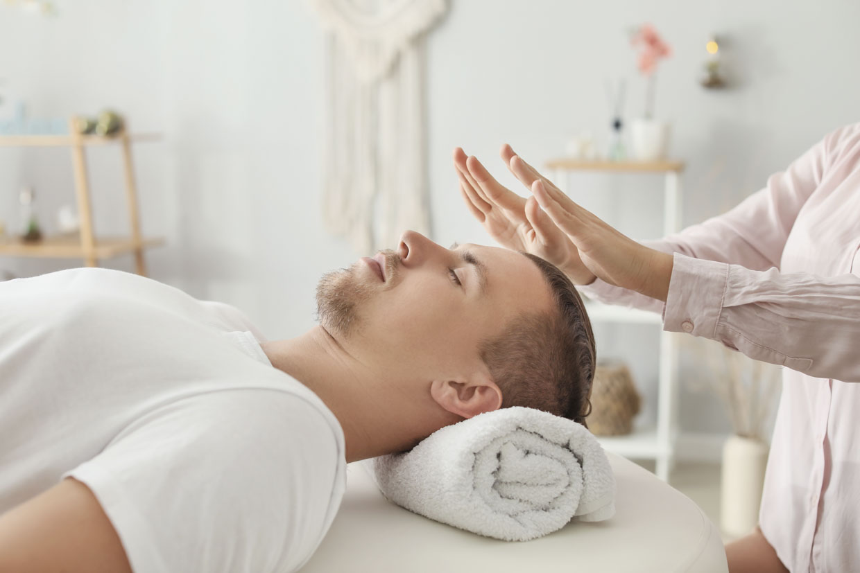 Reiki at Appetite for Wellbeing in Nelson