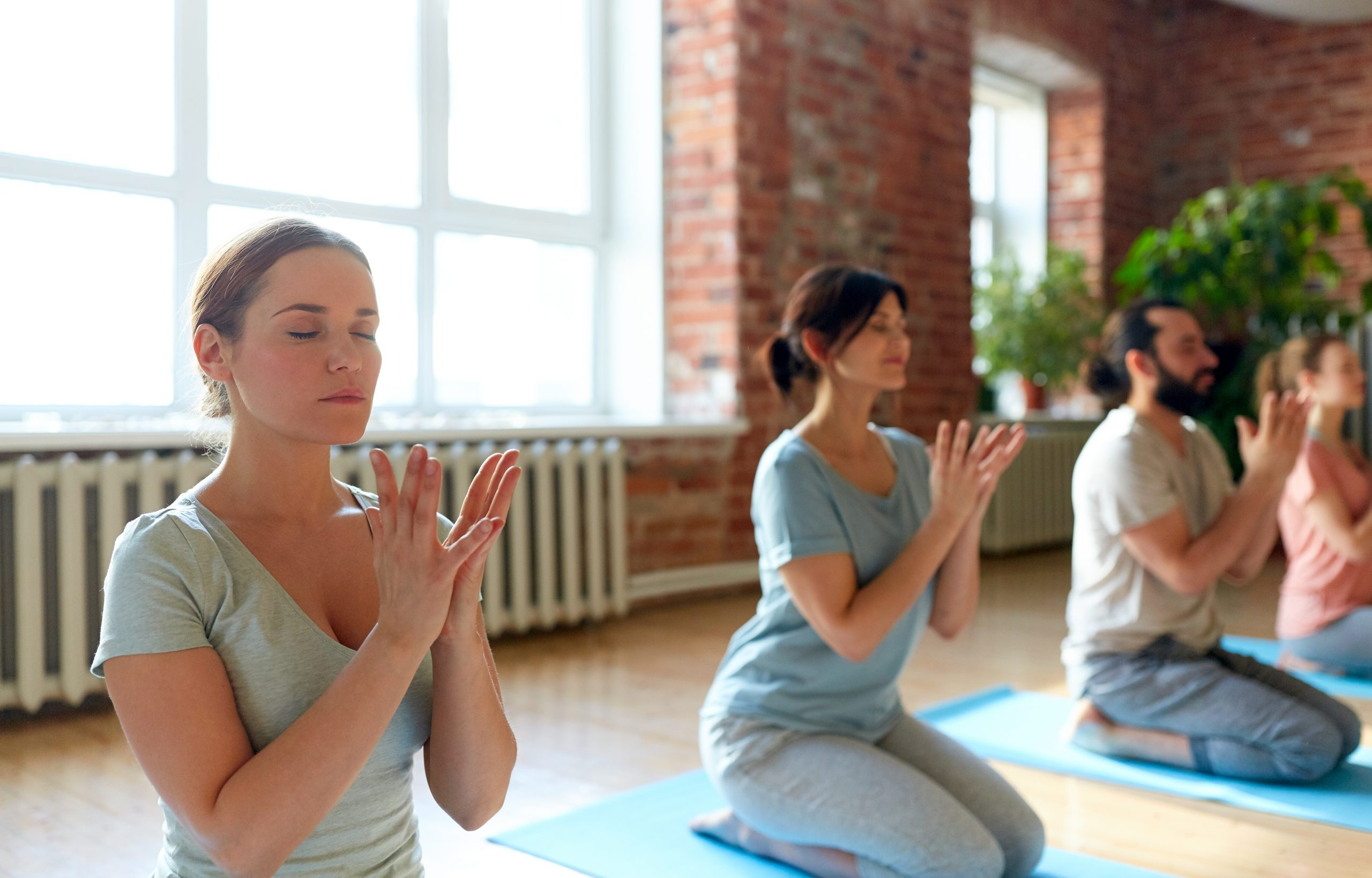 Meditation at Appetite for Wellbeing in Nelson